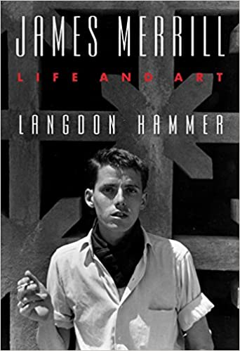 james merrill life and art langdon hammer 9780375413339 amazon