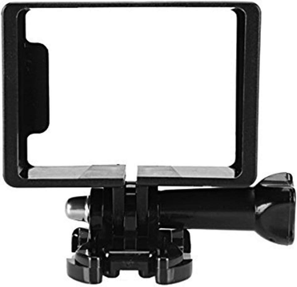 MachinYesell Cadre de Protection Standard avec Accessoires de Montage sur Base pour cam/éra WiFi Sj5000 Noir