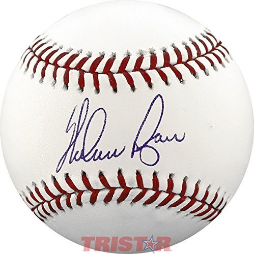 Nolan Ryan Signed Autographed Major League Baseball TRISTAR COA