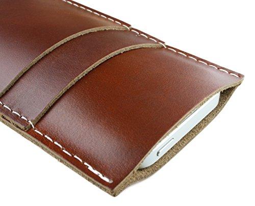 FUTLEX Handytasche aus echtem Leder