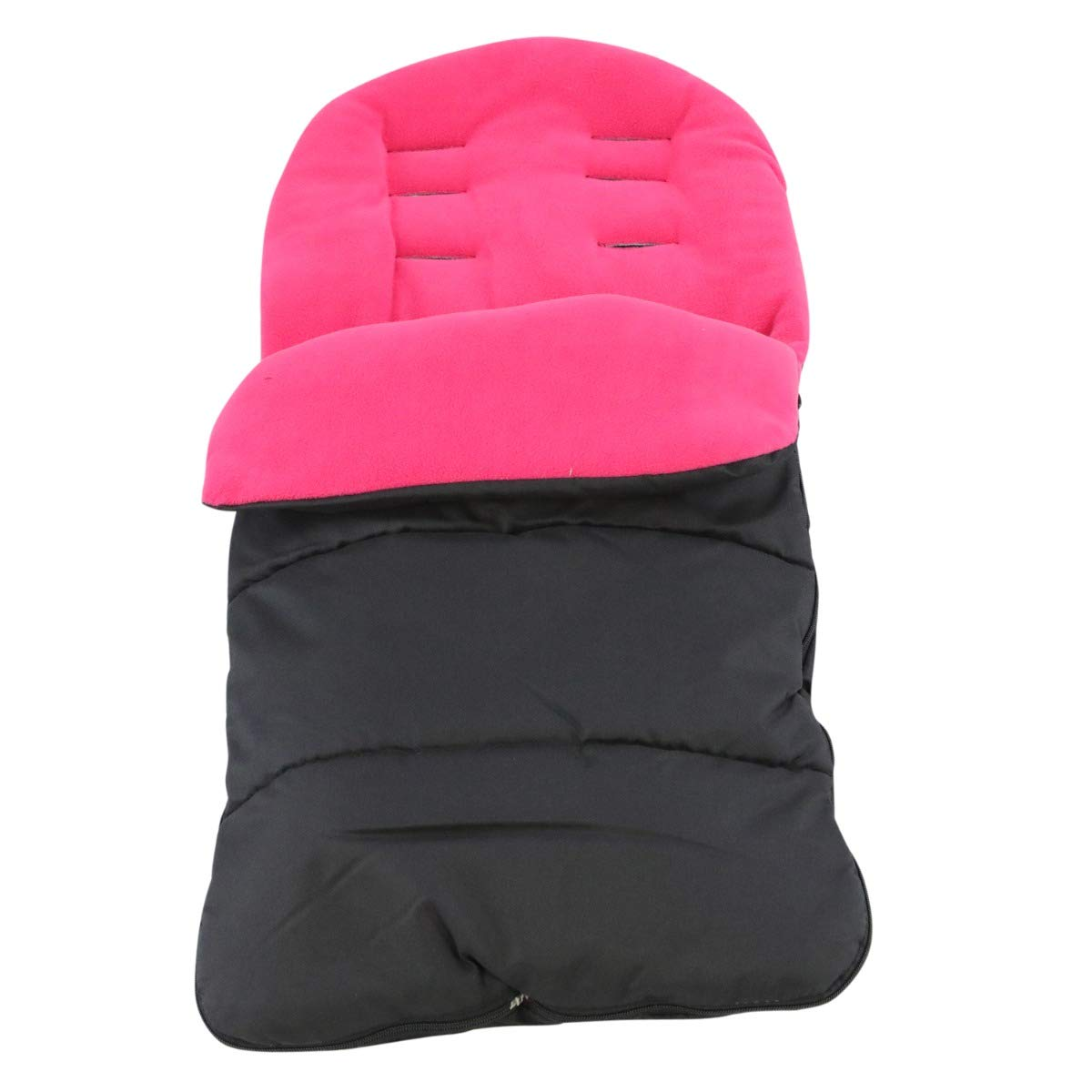 Pink Rose Premium Footmuff//Cosy Toes Compatible with Mountain Buggy Duet 2014