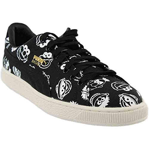 PUMA Select Men's x Sesame Street Basket Sneakers Black pay with visa cheap price outlet discounts new cheap price online sale for nice uYmCvV
