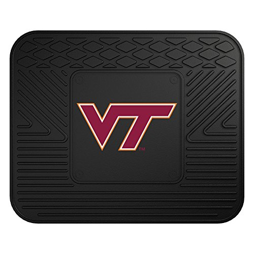 (FANMATS NCAA Virginia Tech Hokies Vinyl Utility Mat)