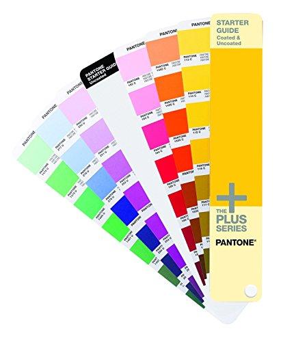 Pantone Starter Formula Guide Coated & Uncoated (GG1511)