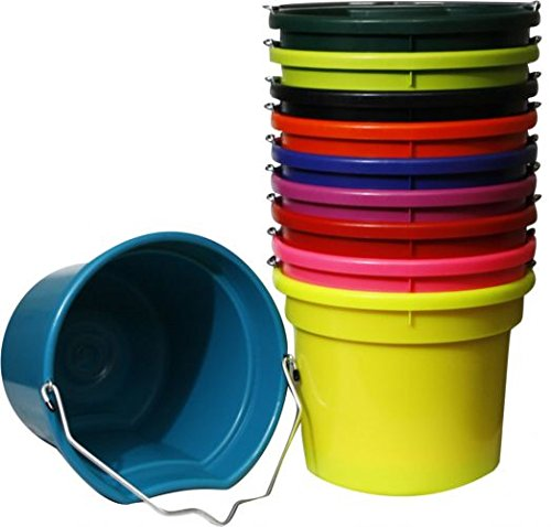 20 Quart Flat Back Bucket 11