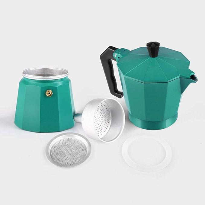 MYYINGELE Cafetera Italiana Moka Cafeteras Espresso Induccion 6 ...