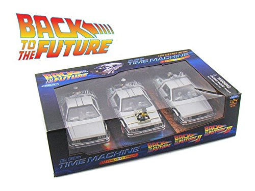 back to the future model - 3