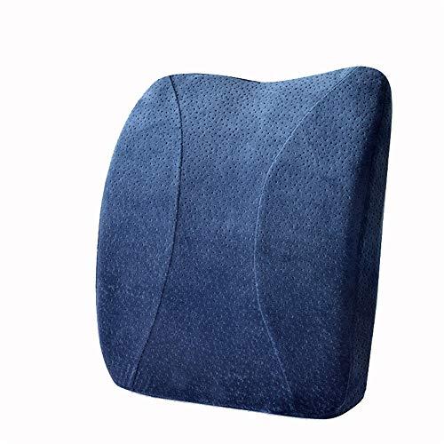 Almohada lumbar coche Cojín del asiento Comfort Bamboo ...