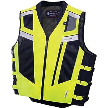 Amazon.com: Olympia Blaze Hi-Viz Safety Men's Dual Sport ...