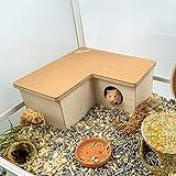 Niteangel Multi-Chamber Hamster House
