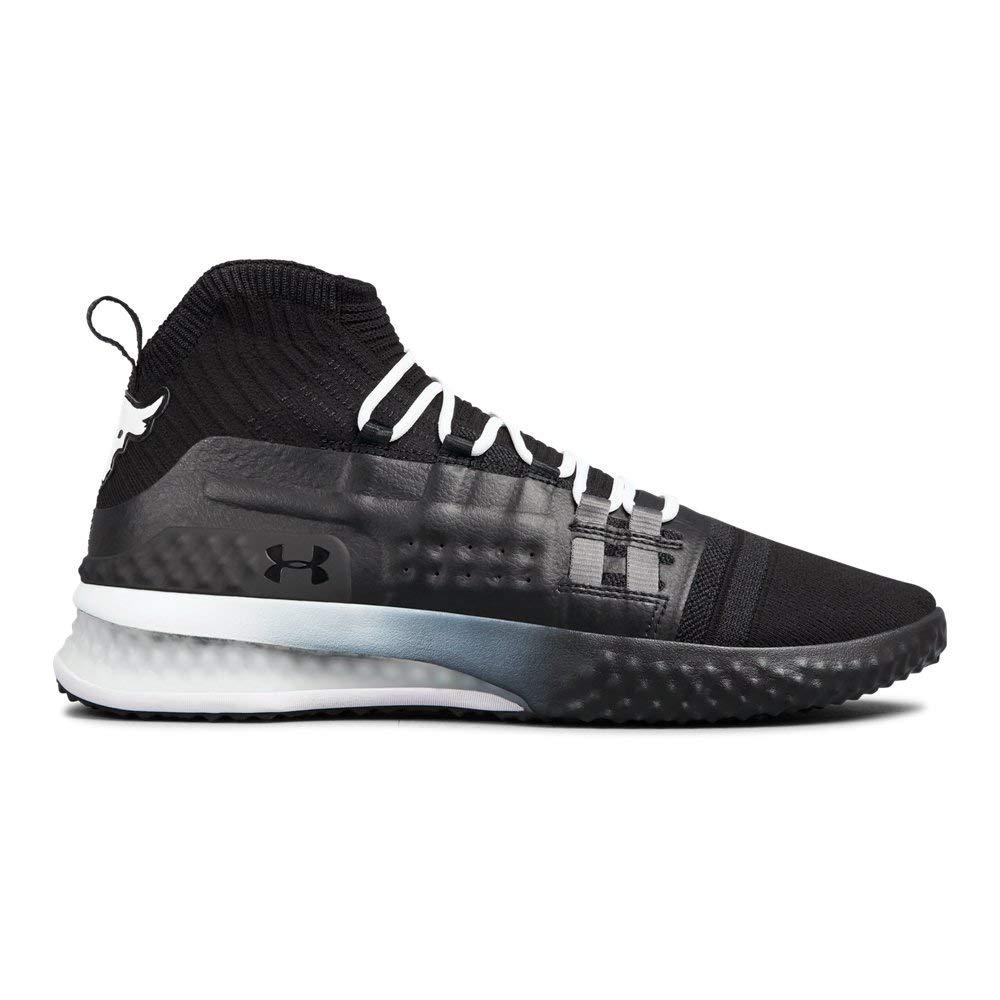Under Armour Project Rock 1 Mens Training Shoes Black 8.5