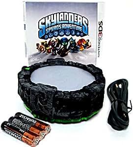 Skylanders Spyros Adventure LOOSE Nintendo 3DS Base Set Includes 3DS Video Game, Portal