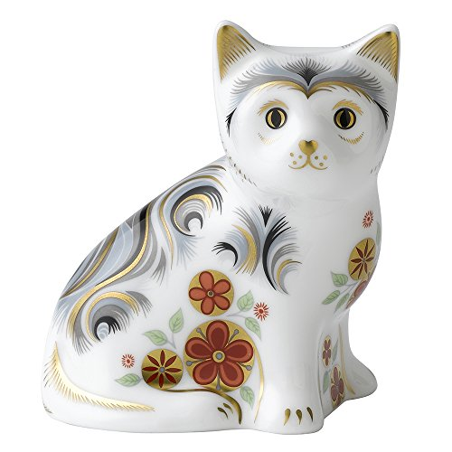 Royal Crown Derby Nice Kitten (Royal Collectibles Crown Derby)