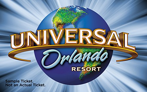 Universal Orlando 2 Day Base Ticket, Adult