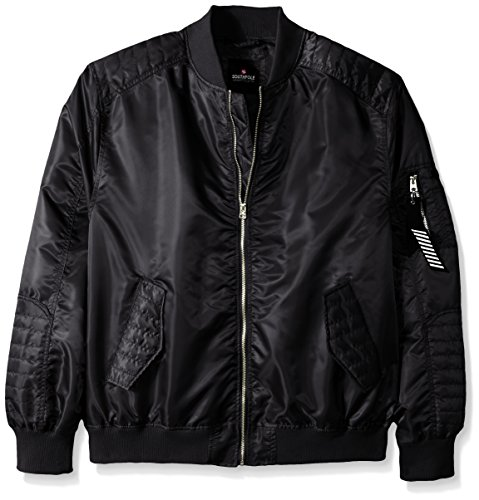 southpole-mens-big-and-tall-ma-1-bomber-flight-jacket-with-biker-detail-black-4xb
