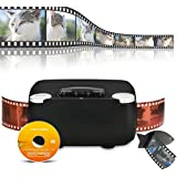Slide & Film Scanner for 135 / 35mm Negative & Slide Digitizing, compatible with Windows XP/Vista/ 7/8/10