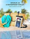Mpow 097 Universal Waterproof Case, IPX8 Waterproof