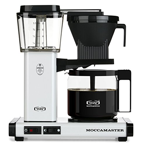 white 5 cup coffee maker - 5