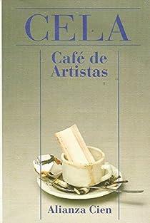 Café de artistas par Cela