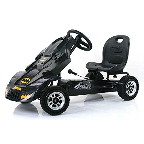 51wNUx2UnwL - Hauck Batmobile Pedal Go Kart