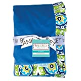 Trend Lab Receiving Blanket - Ruffle Trimmed Waverly Solar Flair