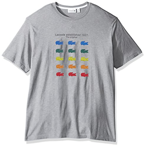 Lacoste-Mens-Multi-Color-Croc-Graphic-T-Shirt