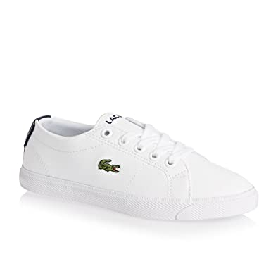 Lacoste Marcel Lace Up 116 1 Spj Navy White 35 cHpNR3