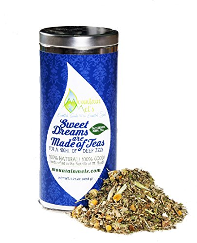 Cheap ~Sweet Dreams are Made of Teas~ For a Night of Deep ZZZ's! Loose Leaf Herbal Tea to Help You Have a Solid Night of Sleep, Wake Up Feeling Refreshed! ***Up to 60 Cups of Tea Inside***