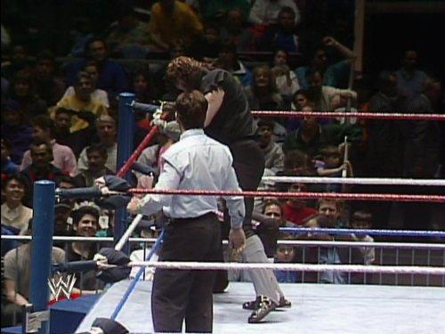 Madison Square Garden January 1992 Bret Hart Vs. Undertaker