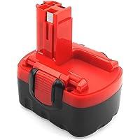 ADVNOVO 14.4V 3.0Ah Ni-MH Batería para Bosch BAT038