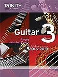Trinity College London: Guitar Exam Pieces - Grade 3 (2016-2019) - Sheet Music