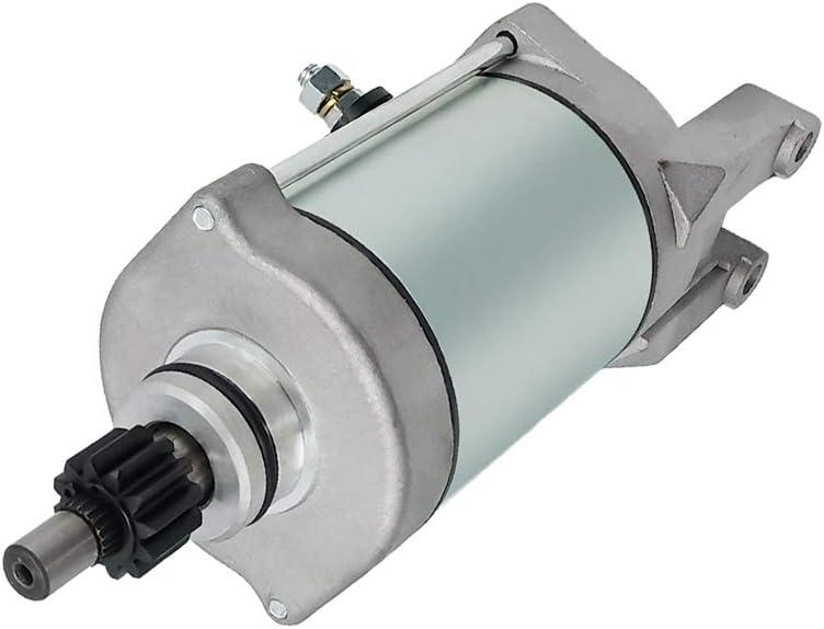 Triumilynn Starter for Yamaha Raptor 660 YFM660 Aprilia 660 CC 2001-2006 Replaces 3SX-81890-00-00 AP8520003