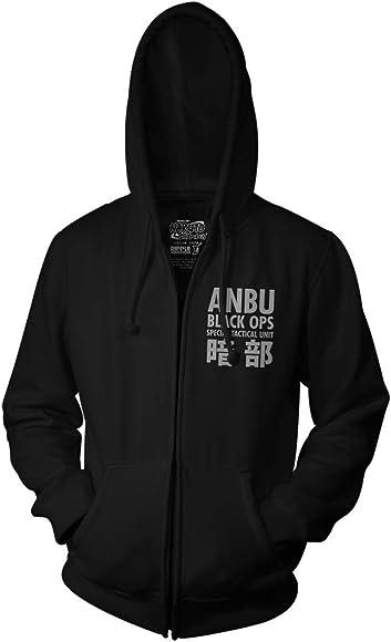 Naruto Shippuden Anbu Ops Zip Hoodie