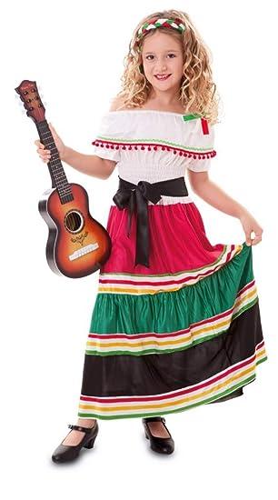Niña Mexicana Para Mariachi Disfraz De 0m8nwOvN