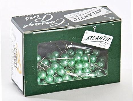 Atlantic Brand Pixie Corsage Boutonniere Gold Pins 3//4 100pcs by Milton Adler