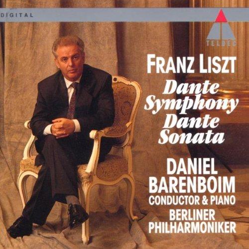 Liszt: Dante Symphony, S 109 / Dante Sonata, S 161