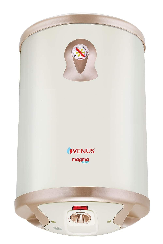 Venus Magma Plus 15GV 15Ltr Vertical Storage Water Heater (Ivory)