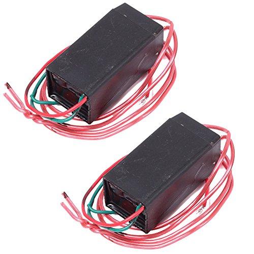 High Voltage Inverter (Icstation DC 6V-12V to 80KV High Voltage Generator Transformer Boost Inverter Module 15mm Arc (Pack of 2))