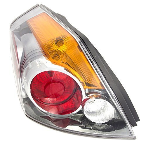 Nissan Altima Rear Brake (CarPartsDepot Fit 07-08 Nissan Altima 4DR Rear Tail Brake Light Lamp Driver Side NI2800176)