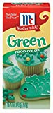 Mc Green Food Color - 6 Pack