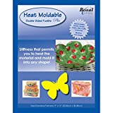 Bosal Double-Sided Fusible Heat Moldable Stabilizer Craft Supplies, 20 by 36-Inch