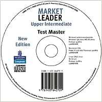 Market Leader Upper Intermediate NE Test Master CDROM for
