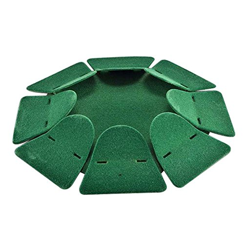 Golf Putting Hole Cup Putter Training Plate By HMX