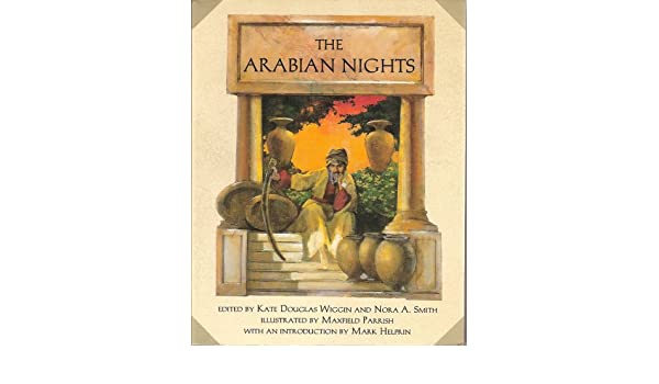 amazon com the arabian nights edited by douglas wiggin and nora a