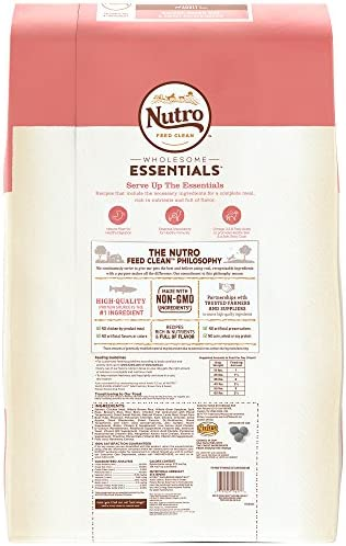 Nutro Wholesome Essentials Natural Adult Dry Dog Food – Salmon, Rice Sweet Potato