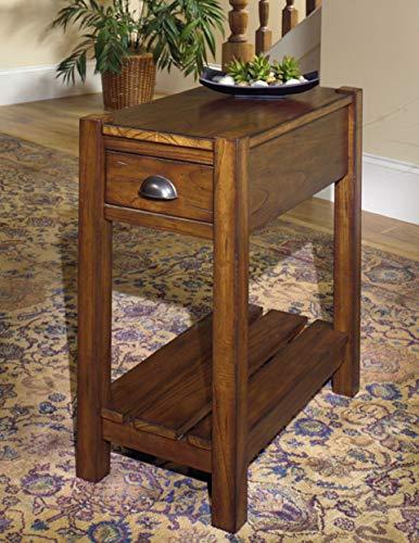 Heartwood Crossing 1905-17 Chairside Table, Chestnut Oak
