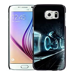 Popular And Unique Designed Case For Samsung Galaxy S6 With Tron Legacy Motorcycle Phone Case Cover