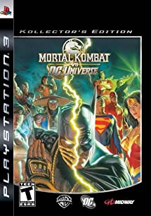 Mortal Kombat VS DC Universe: Kollector's Edition
