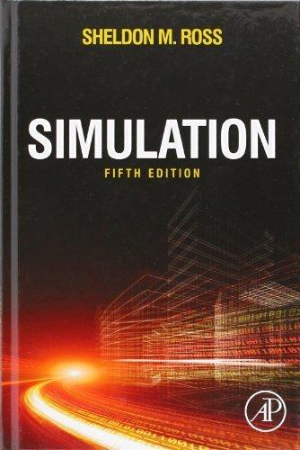 Simulation by Sheldon M. Ross (2012-12-07) PDF