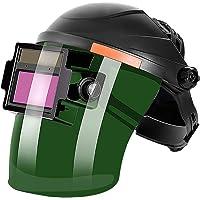 Winbang Cascos de Soldadura, Máscara de Soldadura Oscurecimiento automático Máscara de Soldador Seguridad Soldadura…